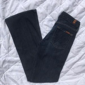7 for all mankind A frame jeans